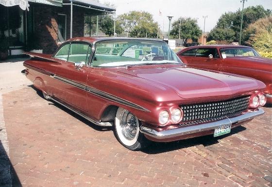 Chevy 1959 kustom & mild custom Glasgo10