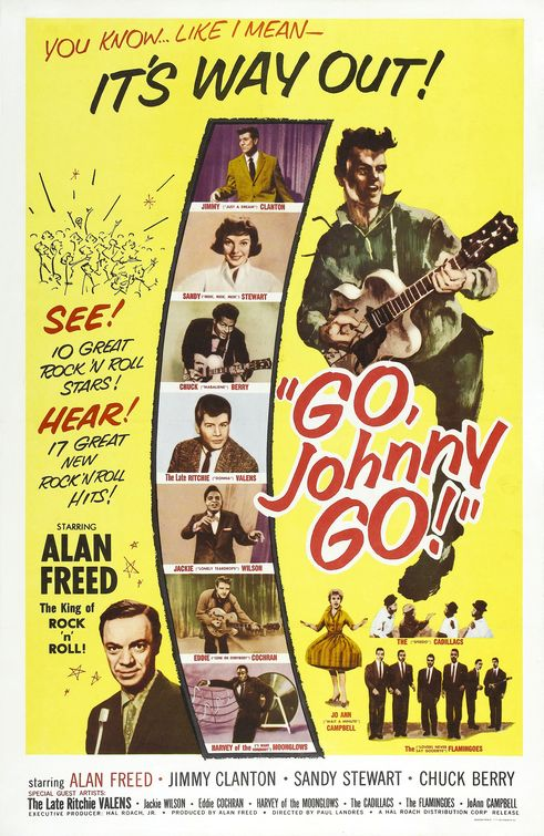Go Johnny Go - Alan Freed - 1959 Go-joh10