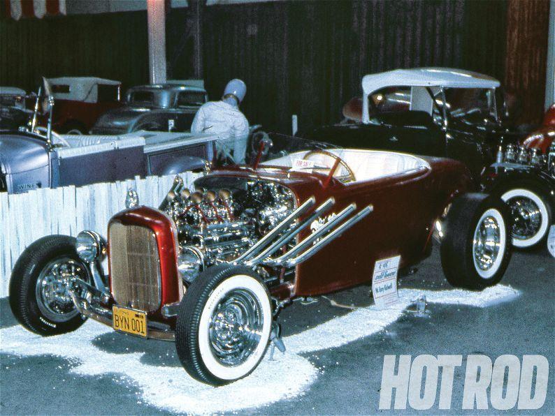 1932 Ford hot rod Hrdp-110
