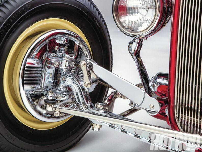 1932 Ford hot rod Hrdp-114