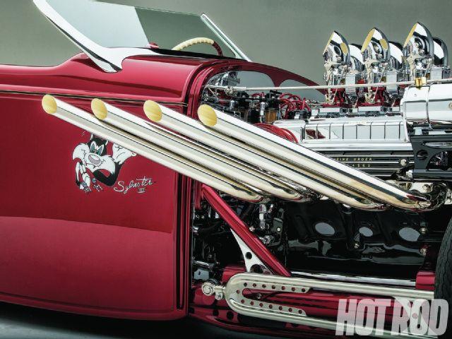1932 Ford hot rod Hrdp-117