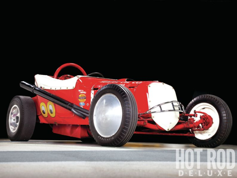 Hot rod racer  Hrxp-110