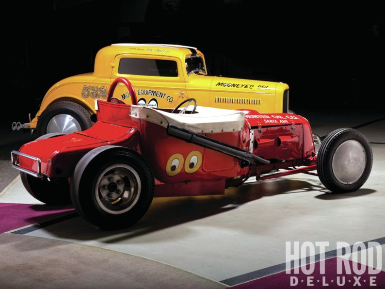 Hot rod racer  Hrxp-112