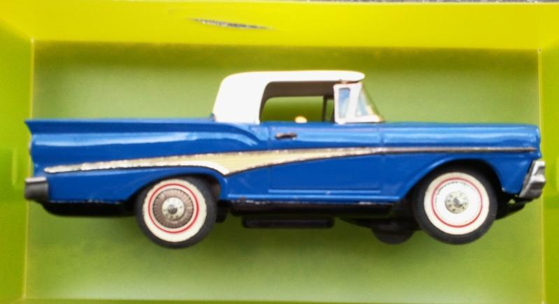 us car -  tôle - Tin Toys -  1950's & 1960's Img20110