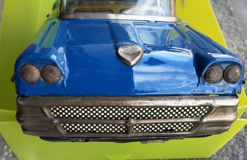 us car -  tôle - Tin Toys -  1950's & 1960's Img20111