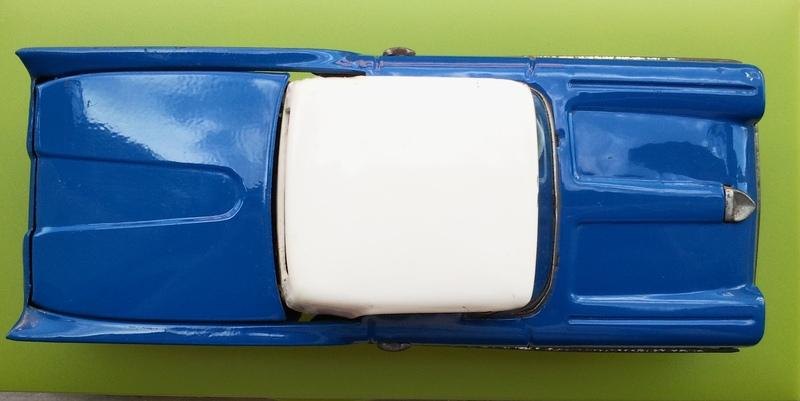 us car -  tôle - Tin Toys -  1950's & 1960's Img20113