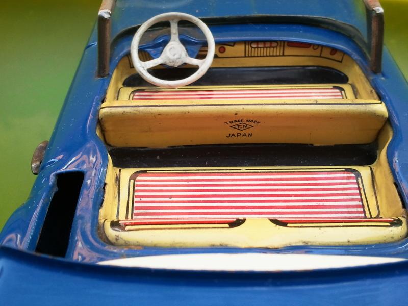 us car -  tôle - Tin Toys -  1950's & 1960's Img20114