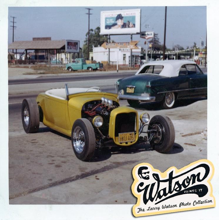 Photos d'époques de Larry Watson Img42710