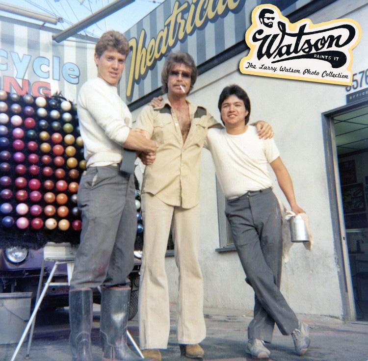 Photos d'époques de Larry Watson Img65210