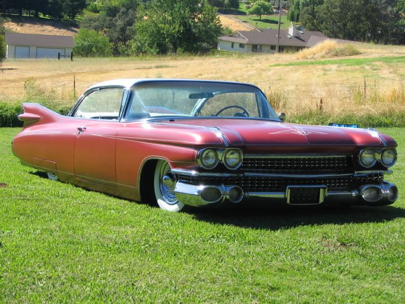 Cadillac 1959 - 1960 custom & mild custom Img_1810