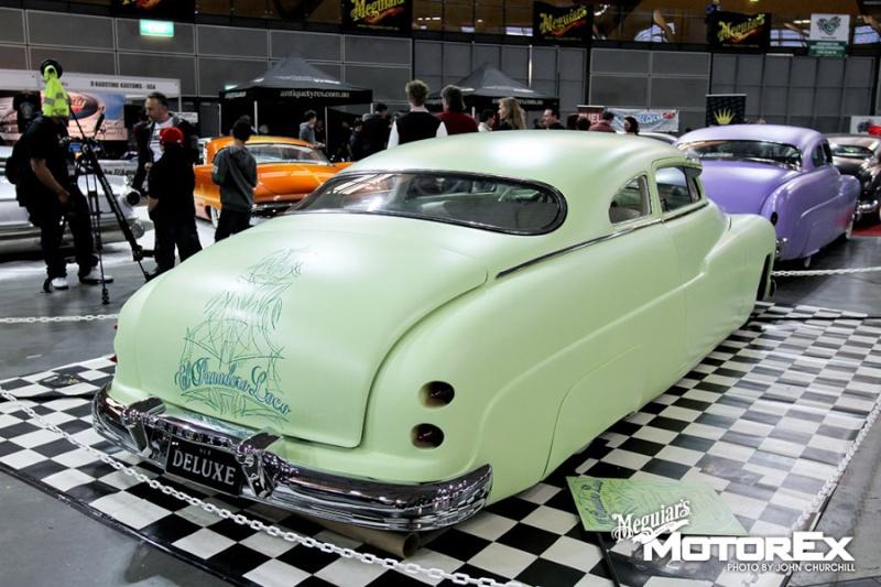 Kustom Car au Meguiar's Motorex,Sydney (Australie)  2012 Img_4420