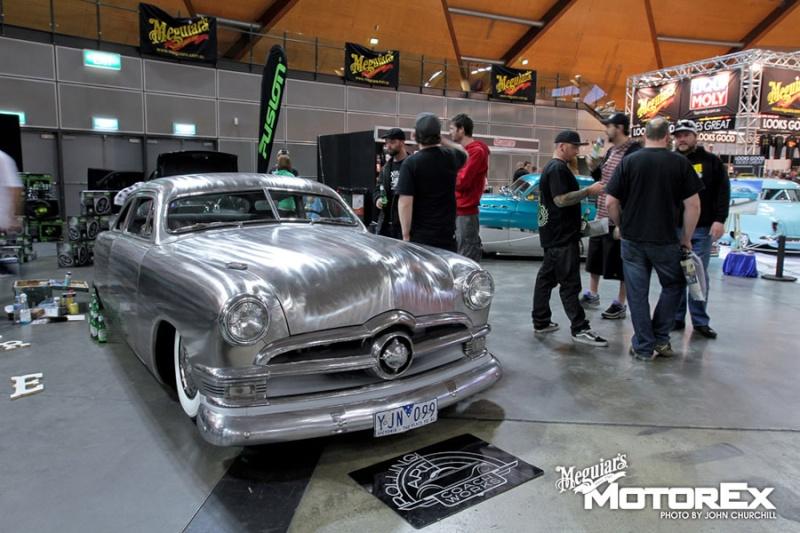 Kustom Car au Meguiar's Motorex,Sydney (Australie)  2012 Img_4430