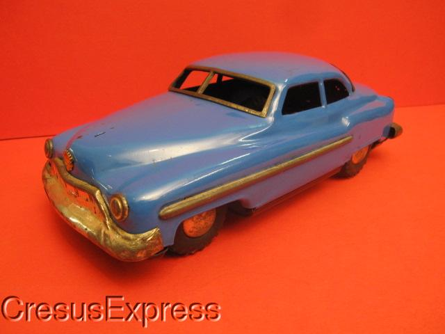 us car -  tôle - Tin Toys -  1950's & 1960's Img_8010