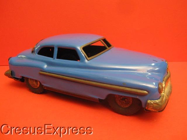 us car -  tôle - Tin Toys -  1950's & 1960's Img_8011