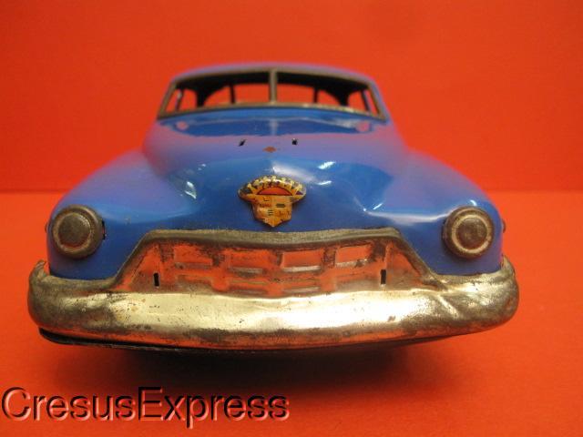 us car -  tôle - Tin Toys -  1950's & 1960's Img_8012