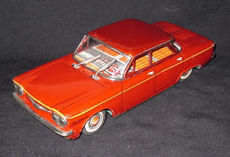 us car -  tôle - Tin Toys -  1950's & 1960's Img_9010
