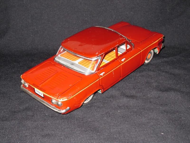 us car -  tôle - Tin Toys -  1950's & 1960's Img_9011