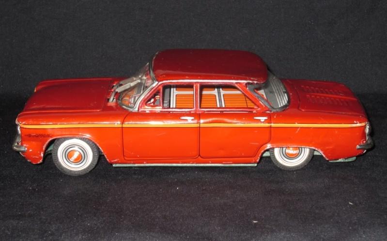 us car -  tôle - Tin Toys -  1950's & 1960's Img_9012