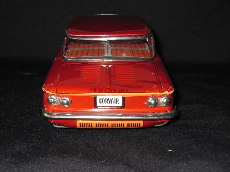 us car -  tôle - Tin Toys -  1950's & 1960's Img_9014