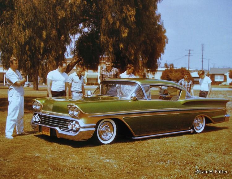 Chevy 1958 custom & mild custom Jim-do10