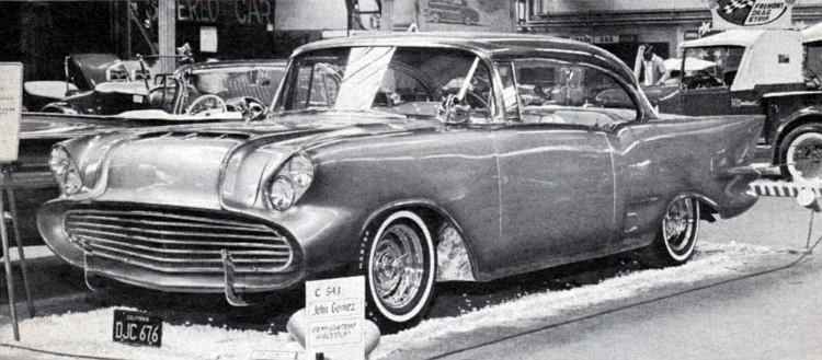 Chevy 1957 custom & mild custom John_g10