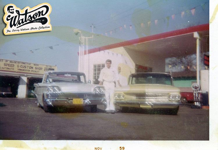 Photos d'époques de Larry Watson Jonesl10