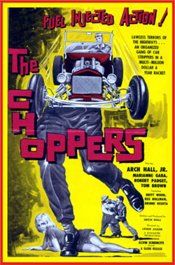 The choppers - Leigh Jason - 1961 Js1110