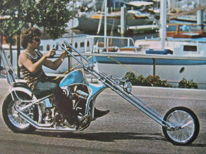 Photo Vintage -vintage pics - Chopper & Bobber K_002-10