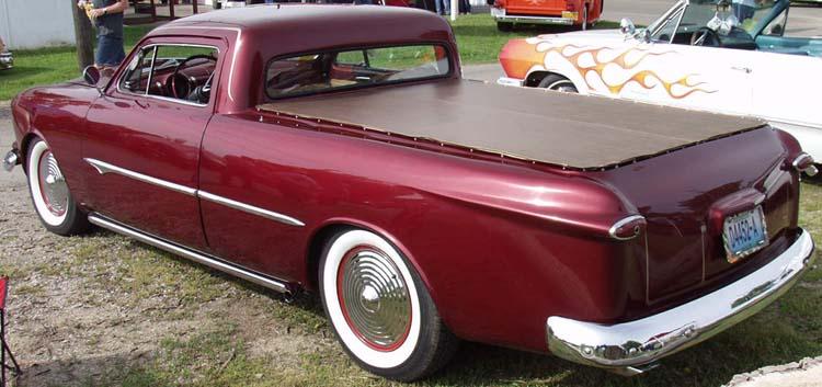 Ford 1949 - 50 - 51 (shoebox) custom & mild custom galerie Kat13810