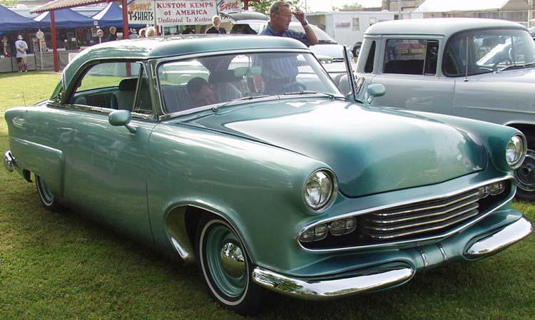 Ford 1952 - 1954 custom & mild custom Kat27510