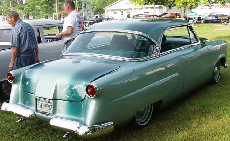 Ford 1952 - 1954 custom & mild custom Kat27610