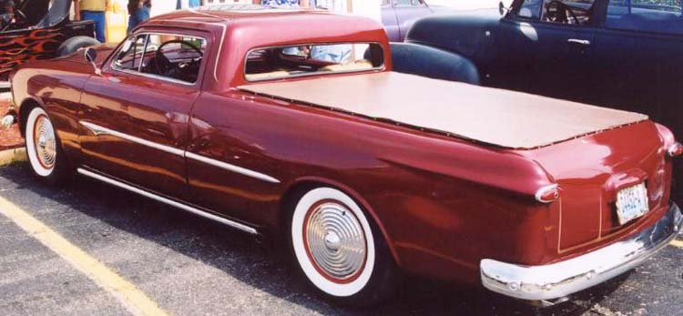 Ford 1949 - 50 - 51 (shoebox) custom & mild custom galerie Kat32210