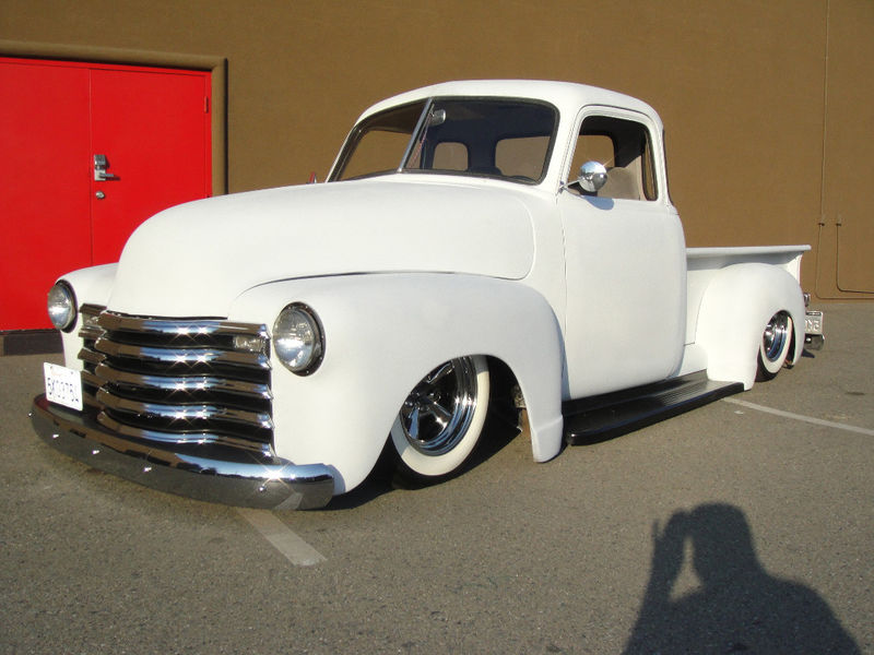Chevy Pick up 1947 - 1954 custom & mild custom Kgrhqe22