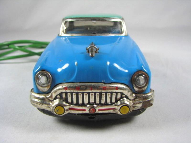 us car -  tôle - Tin Toys -  1950's & 1960's Kgrhqf13