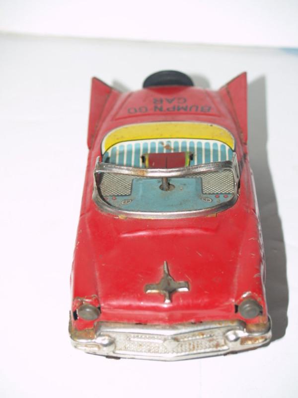 us car -  tôle - Tin Toys -  1950's & 1960's Kgrhqf16