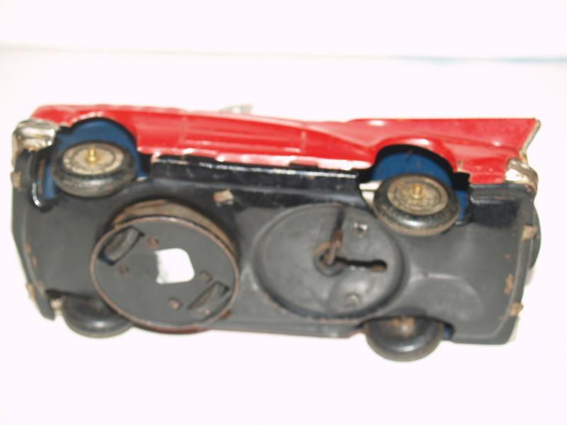 us car -  tôle - Tin Toys -  1950's & 1960's Kgrhqf17