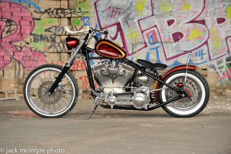 2012 Custom Built Motorcycles Bobber - 120 cc Kgrhqf27