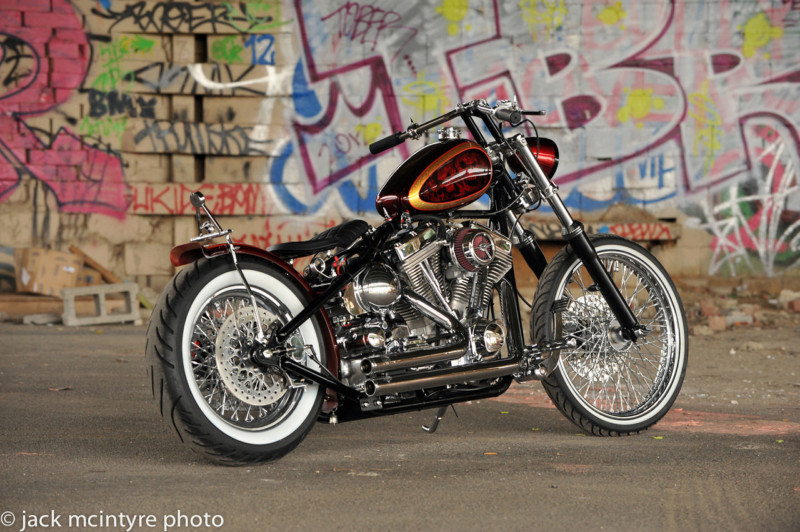2012 Custom Built Motorcycles Bobber - 120 cc Kgrhqf28