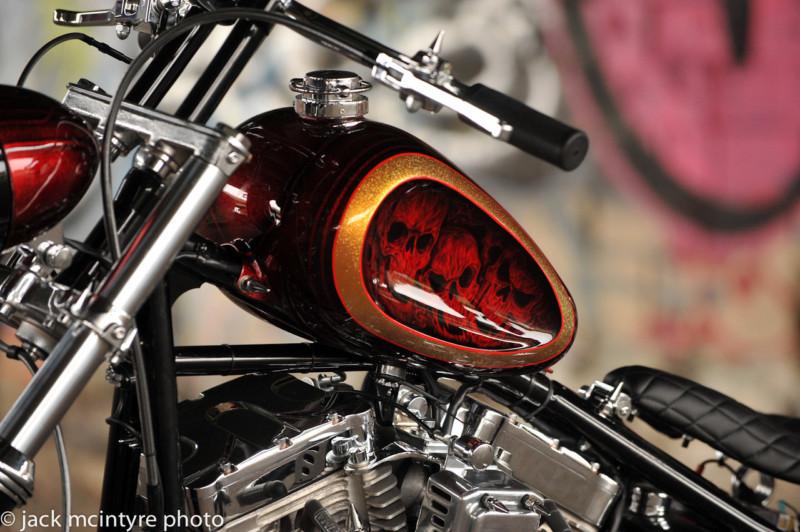 2012 Custom Built Motorcycles Bobber - 120 cc Kgrhqf29