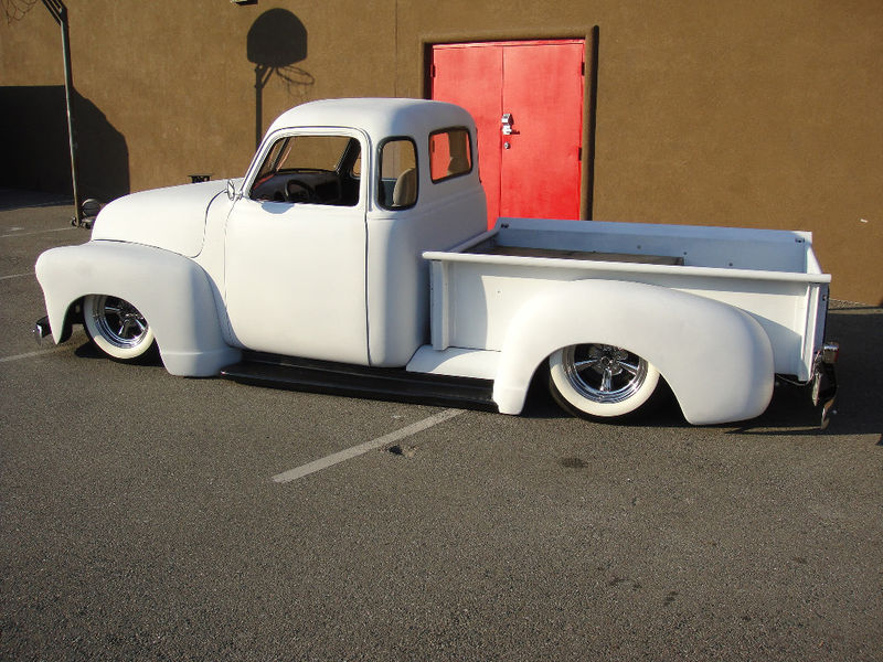 Chevy Pick up 1947 - 1954 custom & mild custom Kgrhqf43