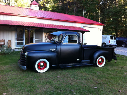 Chevy Pick up 1947 - 1954 custom & mild custom Kgrhqf45