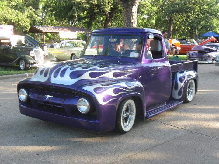 Ford Pick Up 1953 - 1956 custom & mild custom Kgrhqf50