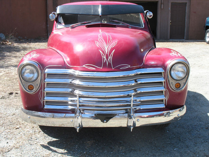 Chevy Pick up 1947 - 1954 custom & mild custom Kgrhqi20
