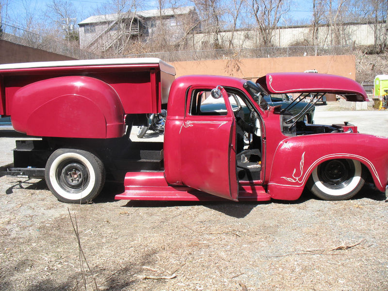 Chevy Pick up 1947 - 1954 custom & mild custom Kgrhqi21