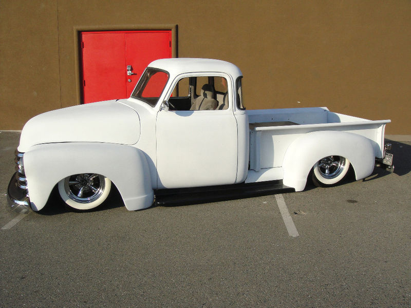 Chevy Pick up 1947 - 1954 custom & mild custom Kgrhqi22
