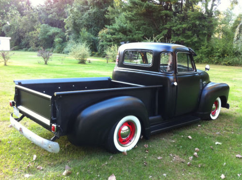 Chevy Pick up 1947 - 1954 custom & mild custom Kgrhqi23