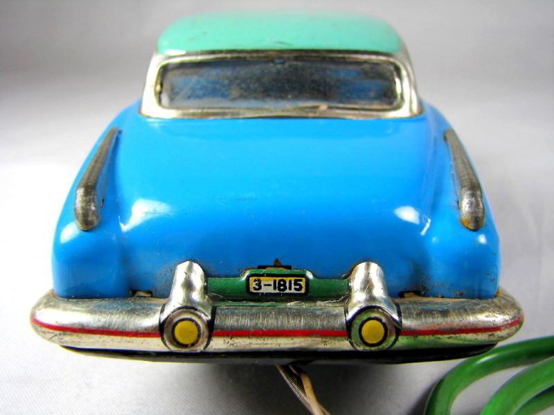 us car -  tôle - Tin Toys -  1950's & 1960's Kgrhqj10