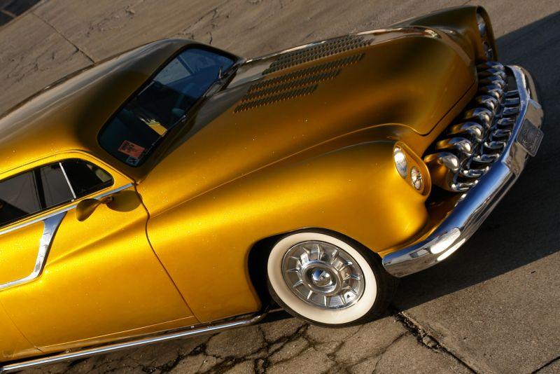 """1949 Mercury - """"GOLD RUSH""""  Kgrhqj34"""