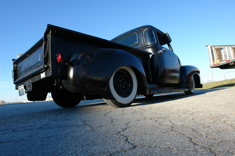 Chevy Pick up 1947 - 1954 custom & mild custom Kgrhqj48