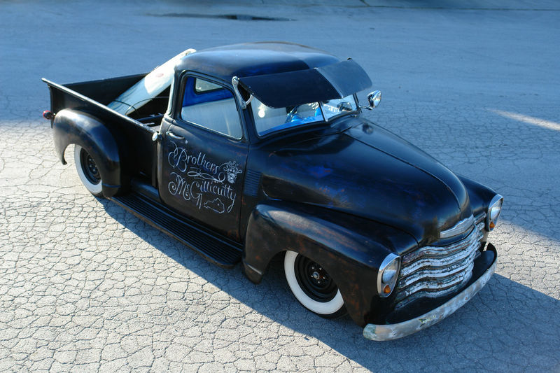 Chevy Pick up 1947 - 1954 custom & mild custom Kgrhqj49